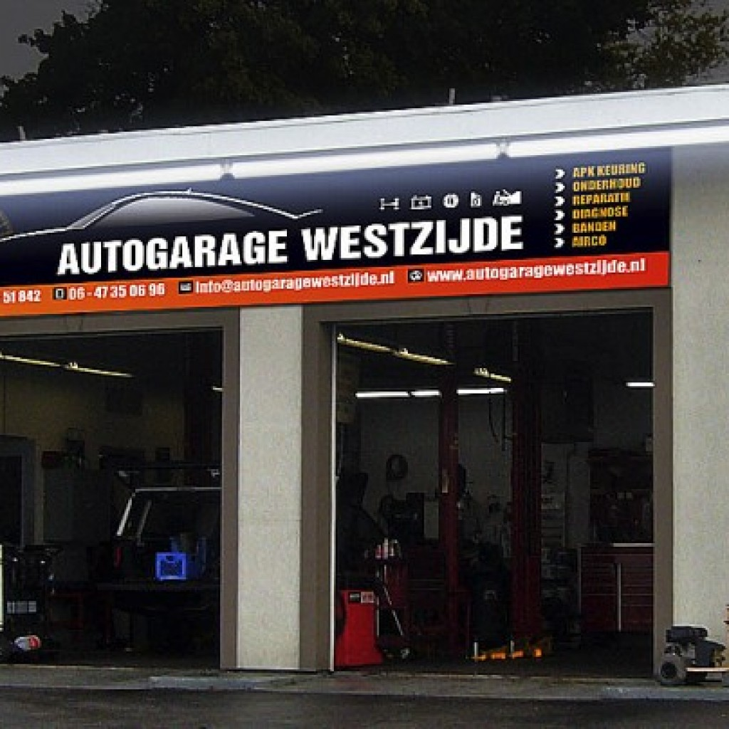 A media reclame autogarage westzijde for Garage auto coignieres